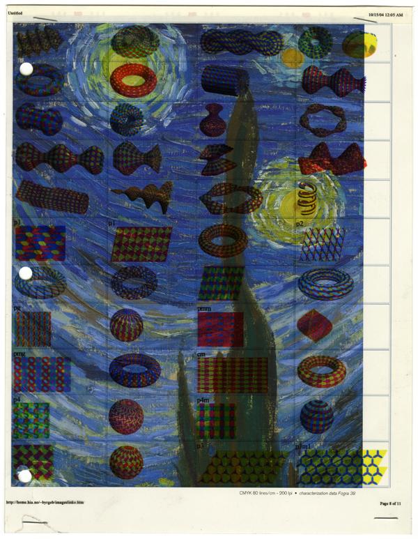 Notebook 265, 2012