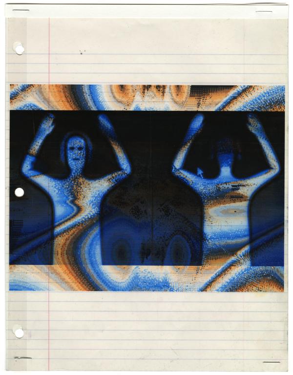 Notebook 291, 2012