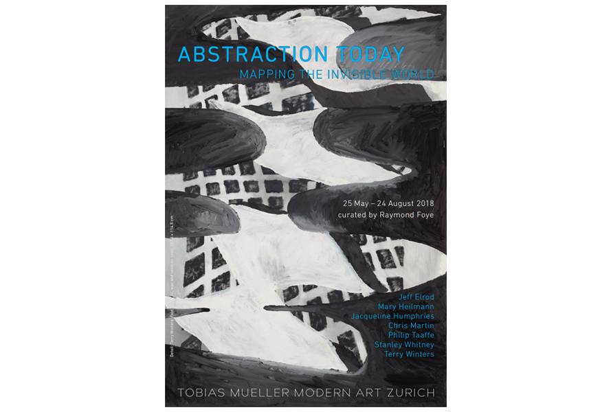 Abstraction Today: Mapping the Invisible World    Tobias Mueller Modern Art, Zurich, Switzerland  May 25 - August 24, 2018