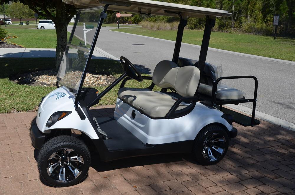 Custom built golf carts golf cart repair and upgrades for Yamaha golf cart dealers in florida