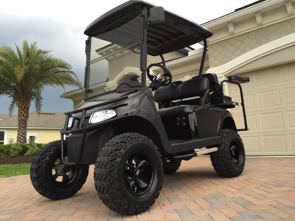 Custom Built Golf Carts Golf Cart Repair And Upgrades
