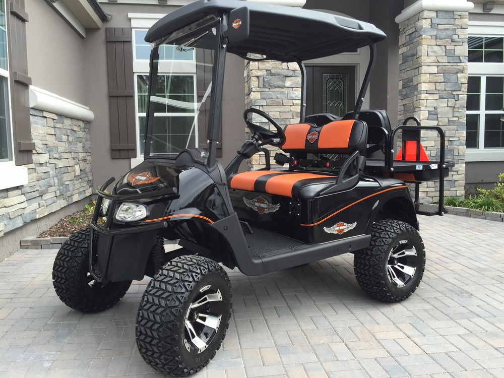 Custom Golf Carts Nocatee Jacksonville Fl Nascarts
