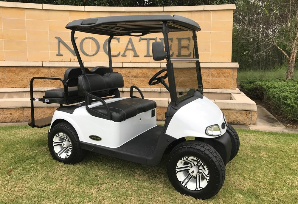 Custom Golf Carts in Ponte Vedra