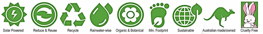 blossom's eco credentials