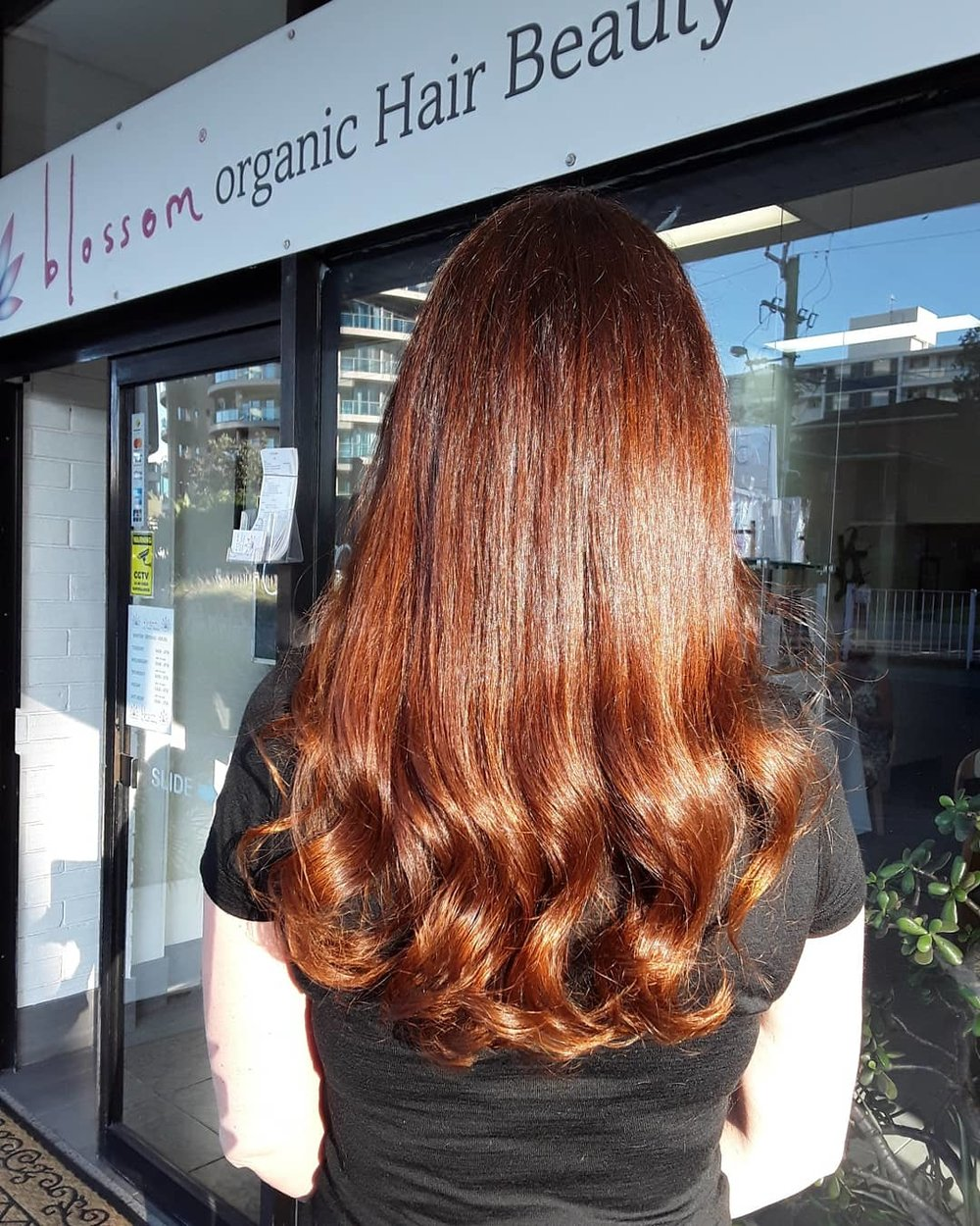 My Healthy Henna'd Copper-Red Hair May 2018 -