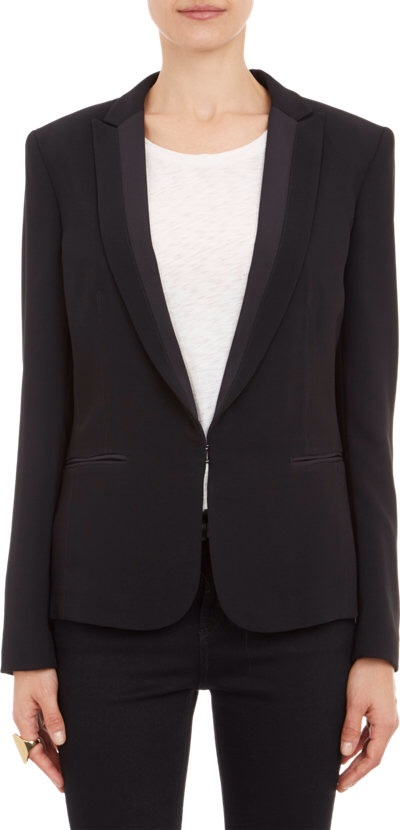 Rag and Bone Blazer, $498. Find a similar one here, by  Theory, $375.