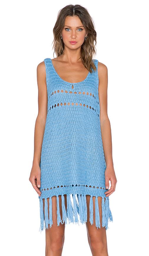 Somedays Lovin Stevie Crochet Dress