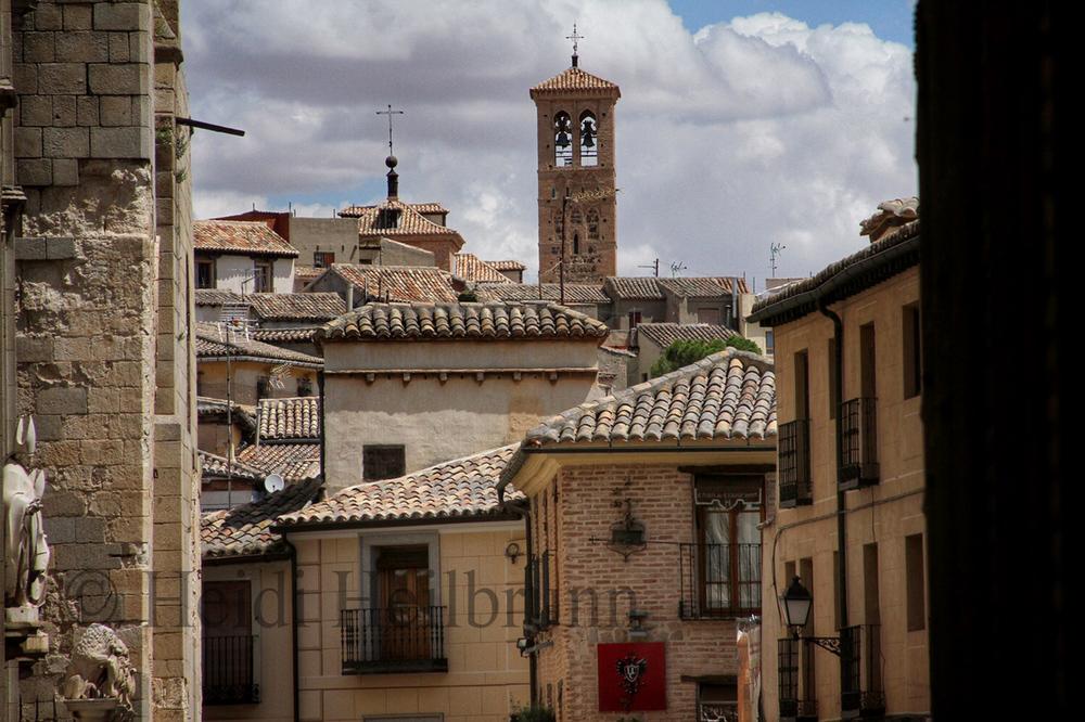 City view, Toledo, Spain