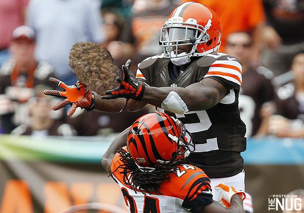 Josh Gordon nug weed Browns Cleveland THC NFL