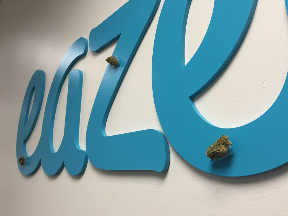 Eaze Eazeup.com Marijuana review Delivery service California