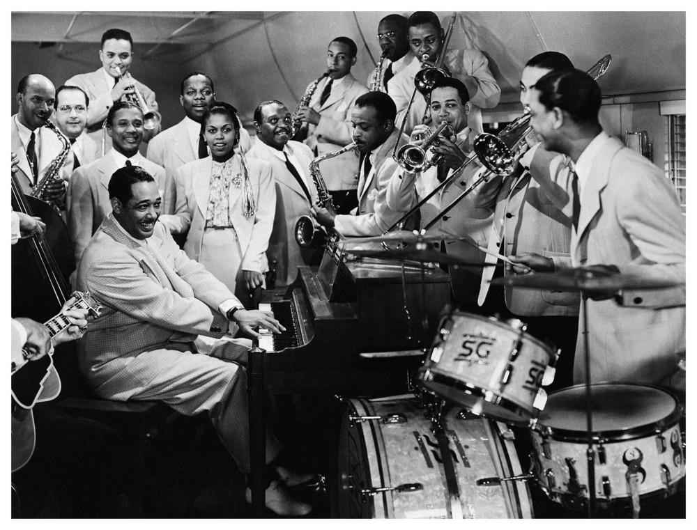 Jazz 1920s black musicians