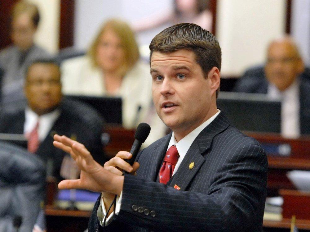 Matt Gaetz, FL. Republican