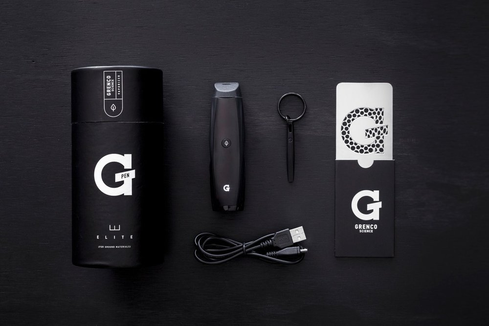 g pen elite herb herbal vaporizer