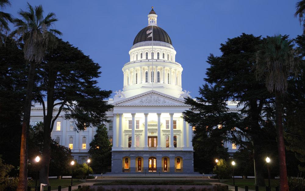 california capital building MAUCRSA SB 94