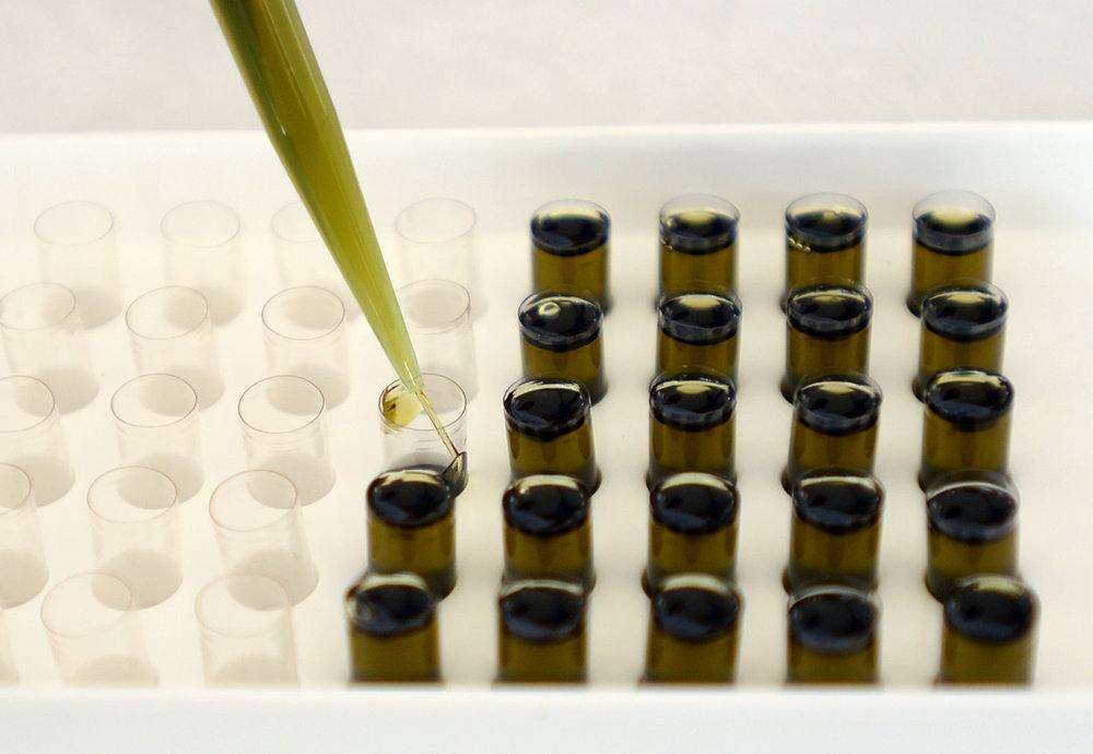 cbd research gas chromatography Roger Adams