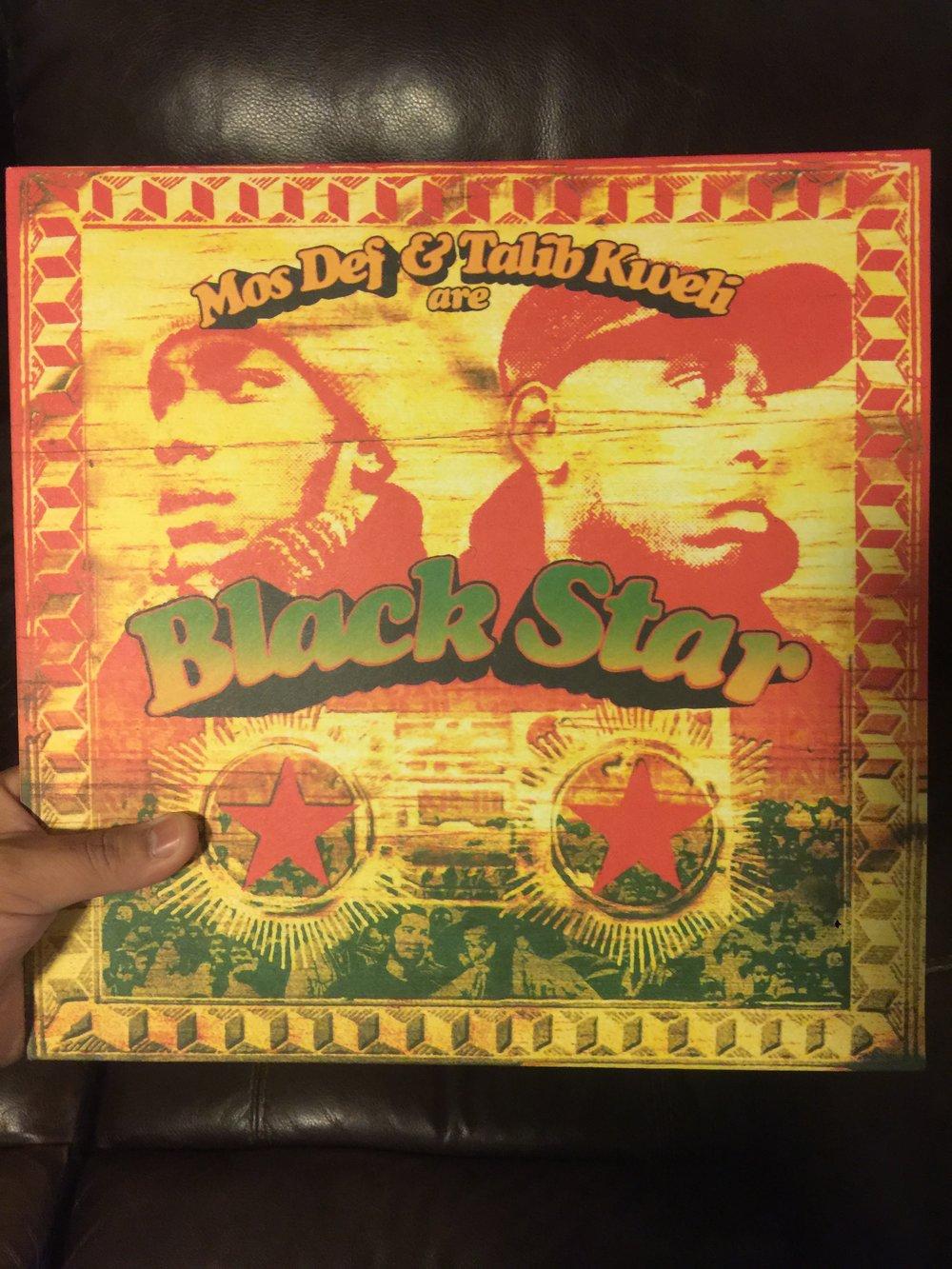 Black Star Mos Def Talib Kweli Brooklyn