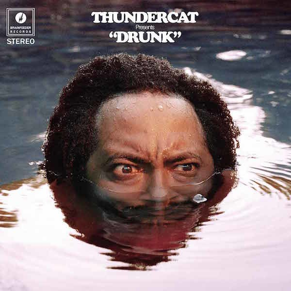 Drunk Thundercat Album Cover Art