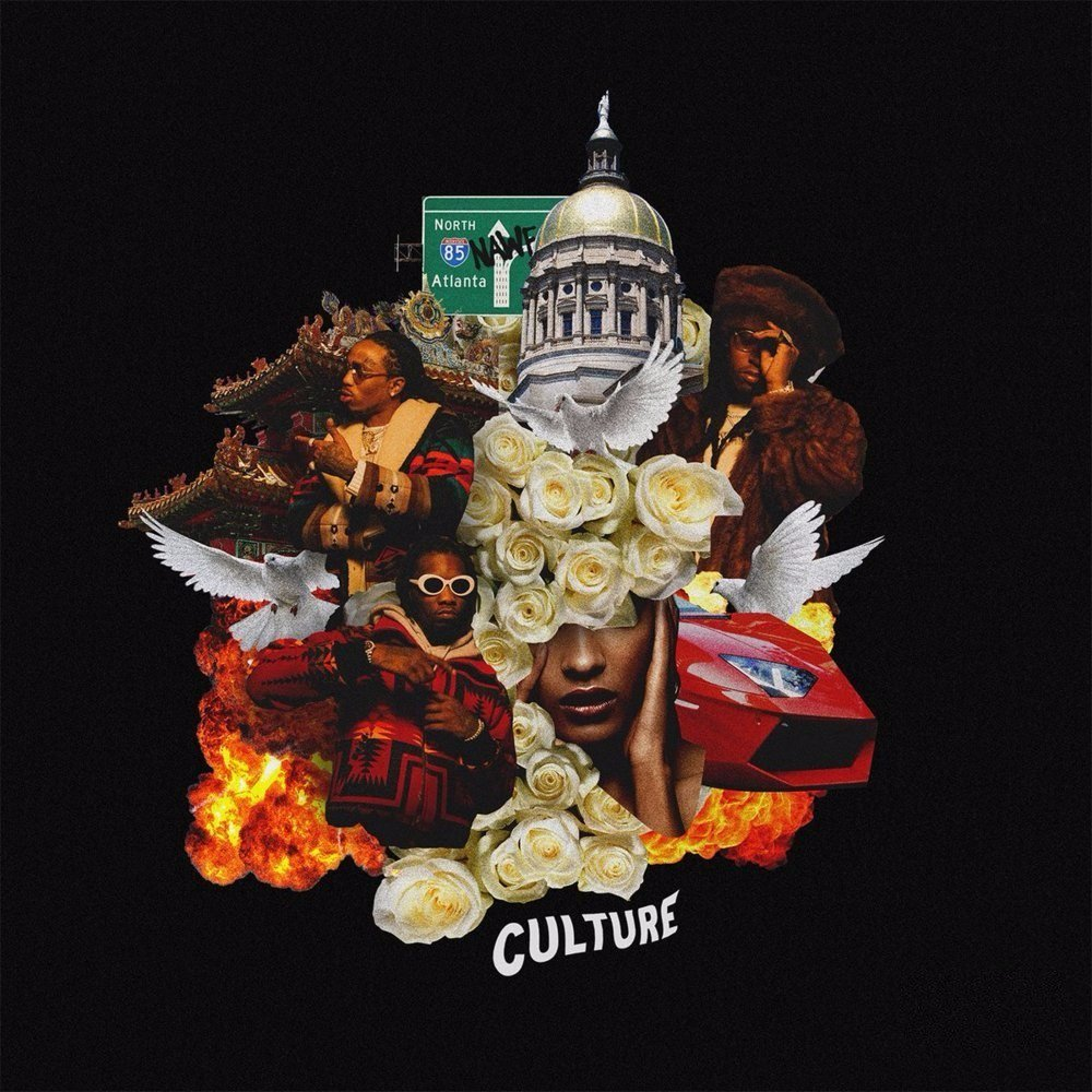 Culture Migos Album Cover Art