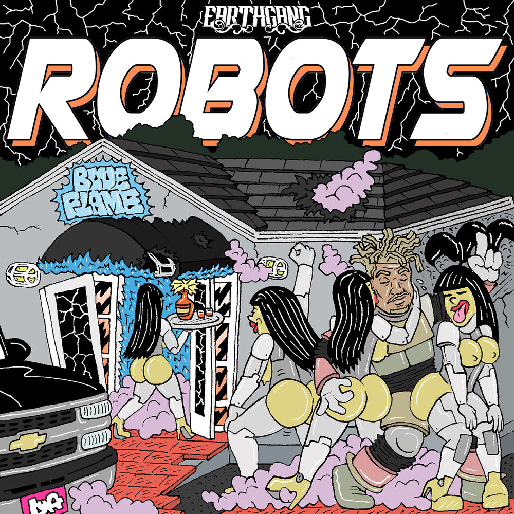 Robots Earthgang cover art