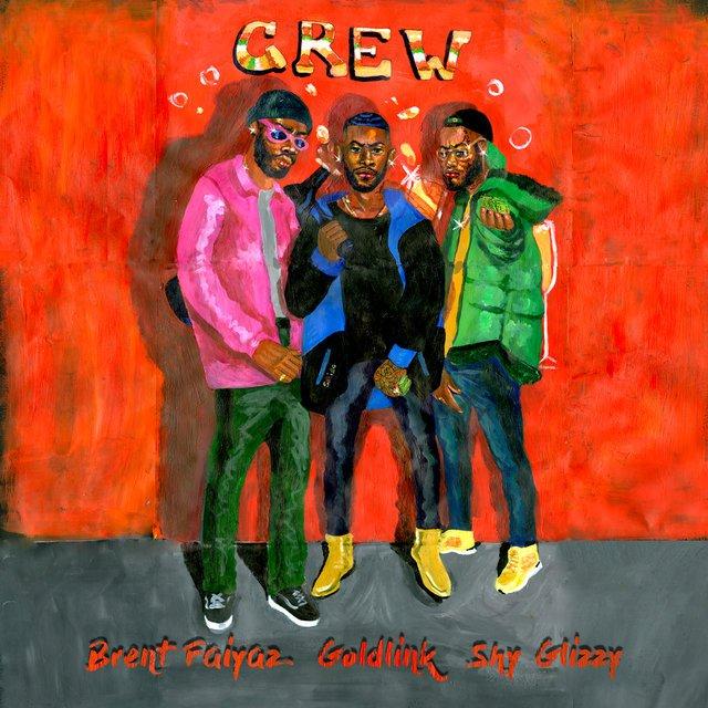 Crew Gold Link Brent Faiyaz Shy Glizzy