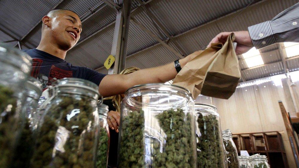California Cannabis 2018 Prop 64