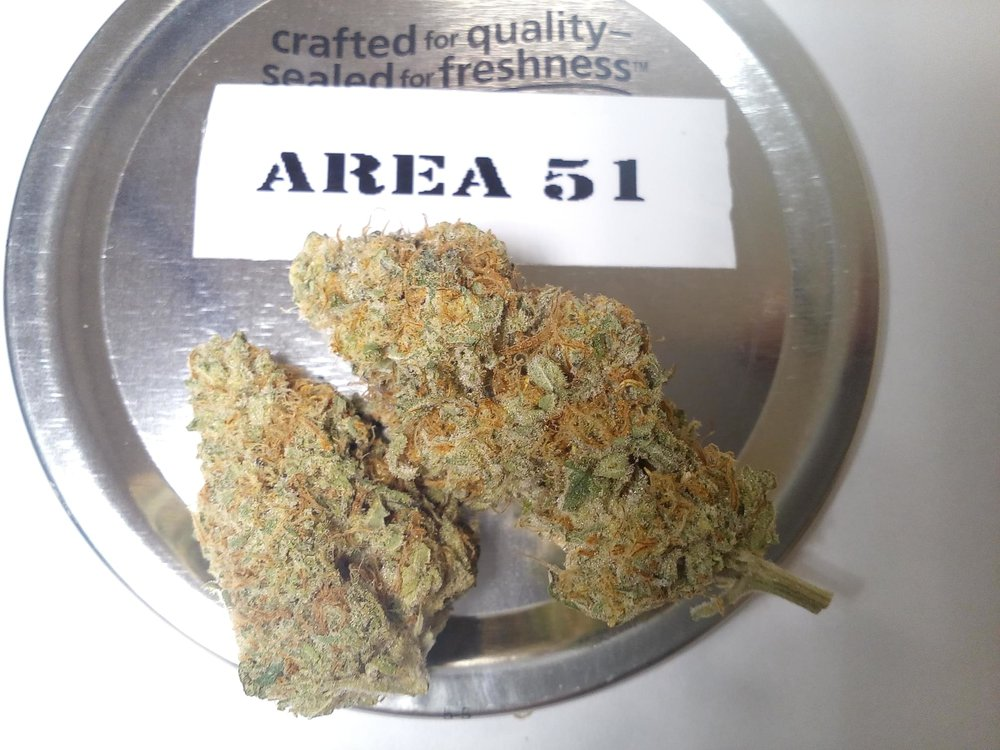 Area 51 Cannabis Strain