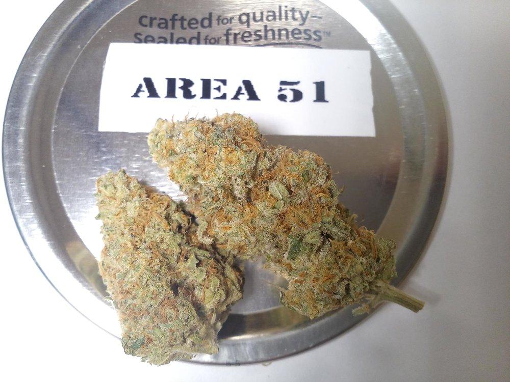Area 51 Cannabis Strain