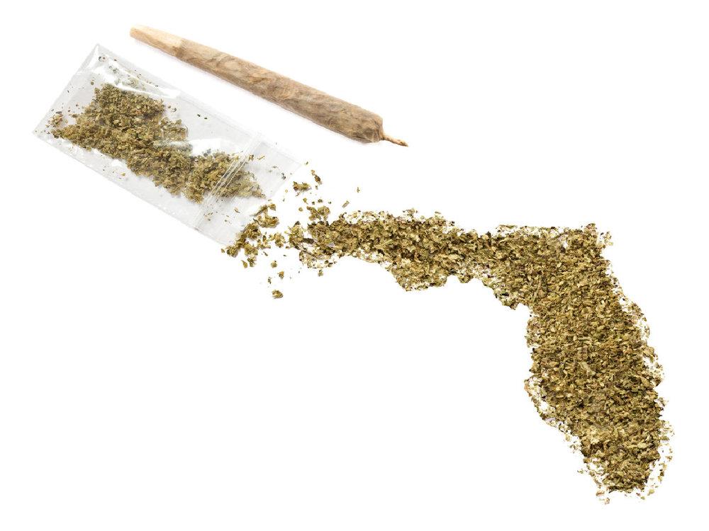 Florida Legal Cannabis 2018 Amendment 2