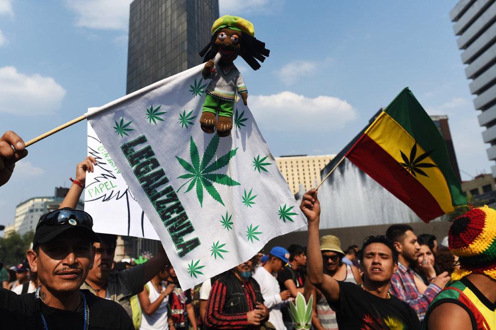 Mexico cannabis prohibition legalization
