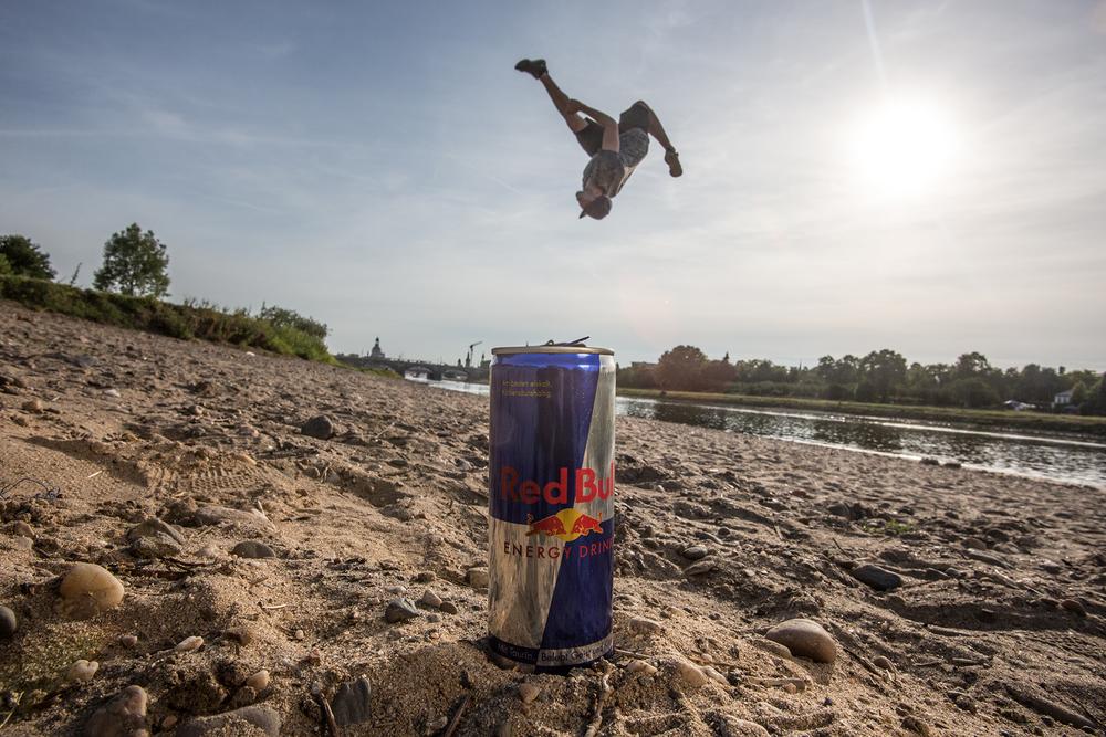 Red Bull Jason Paul