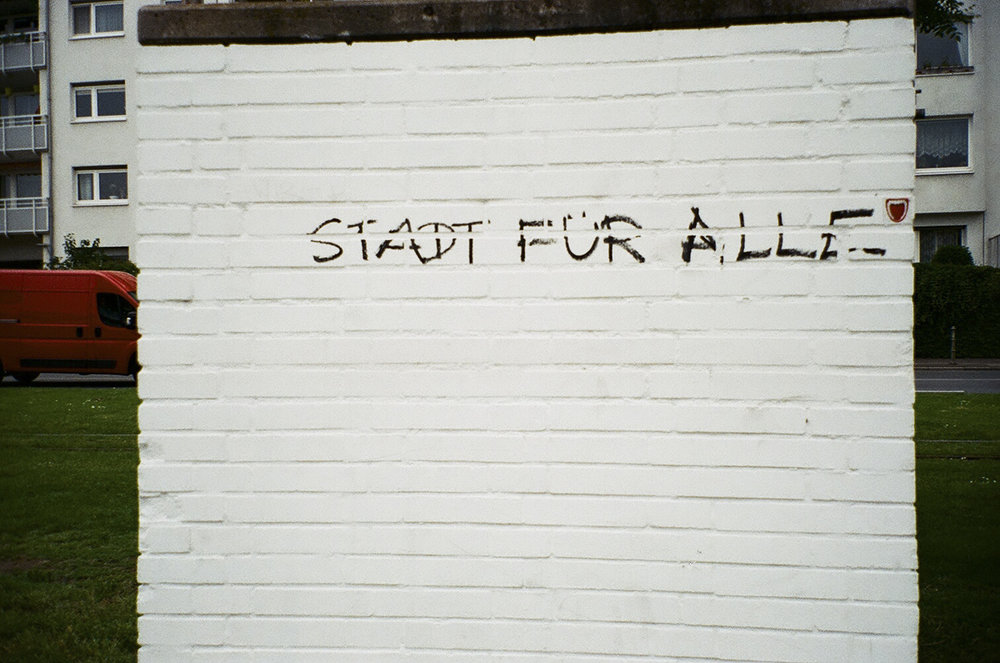 Frankfurt, Germany 2016 - Stadt Für Alle - A city for All
