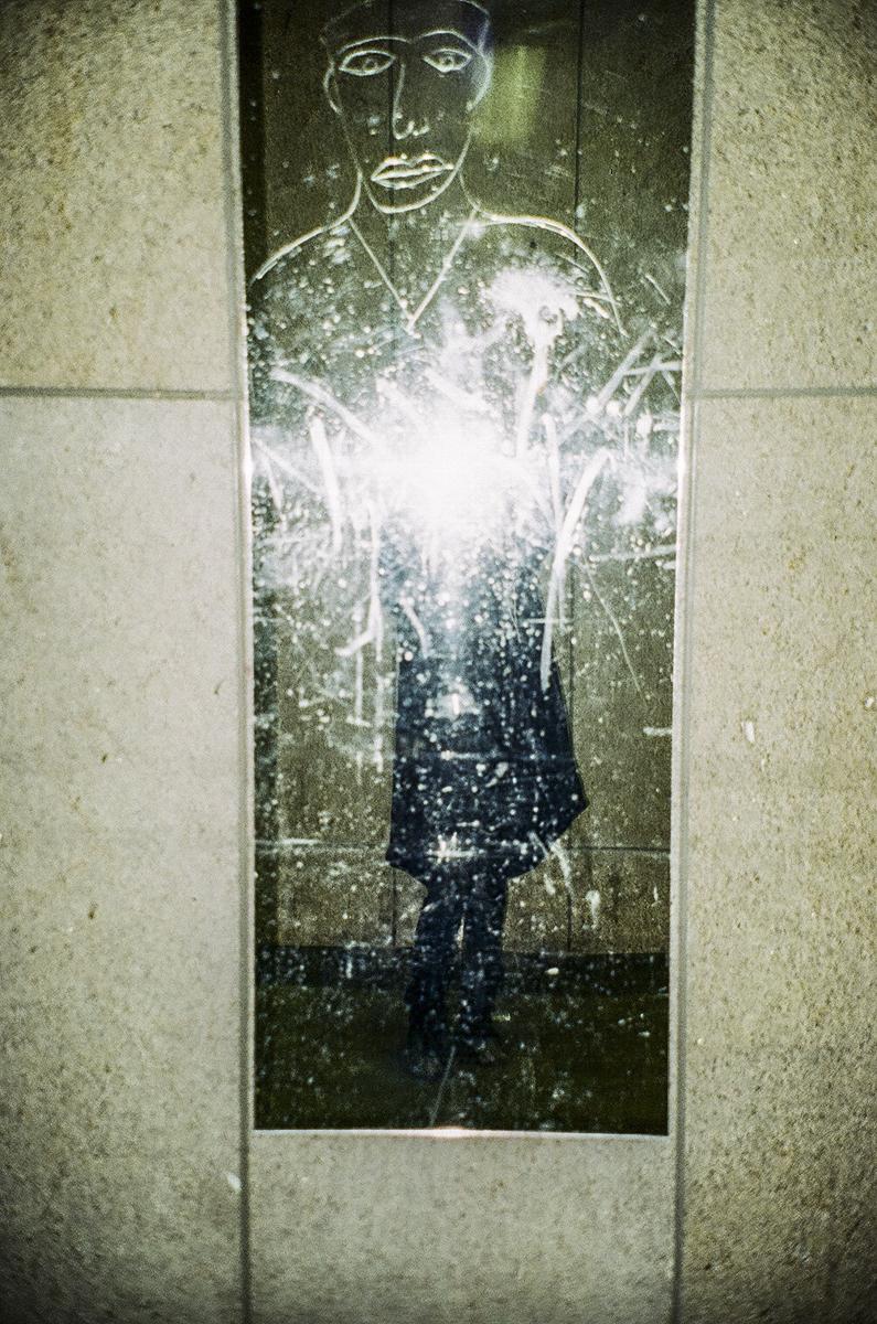 Frankfurt, Germany 2016 - Selfie