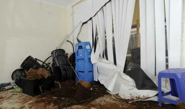Property owners face the risk that tenants will damage the house or apartment.