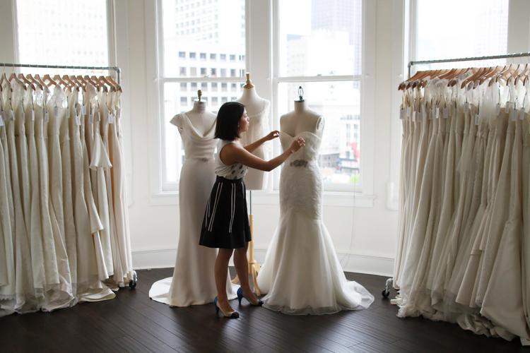 About Us   San Francisco Bridal Shop   Trish Lee