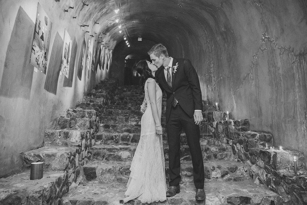 """Trish Says, """"I Do"""" in Peony Wedding Dress"""