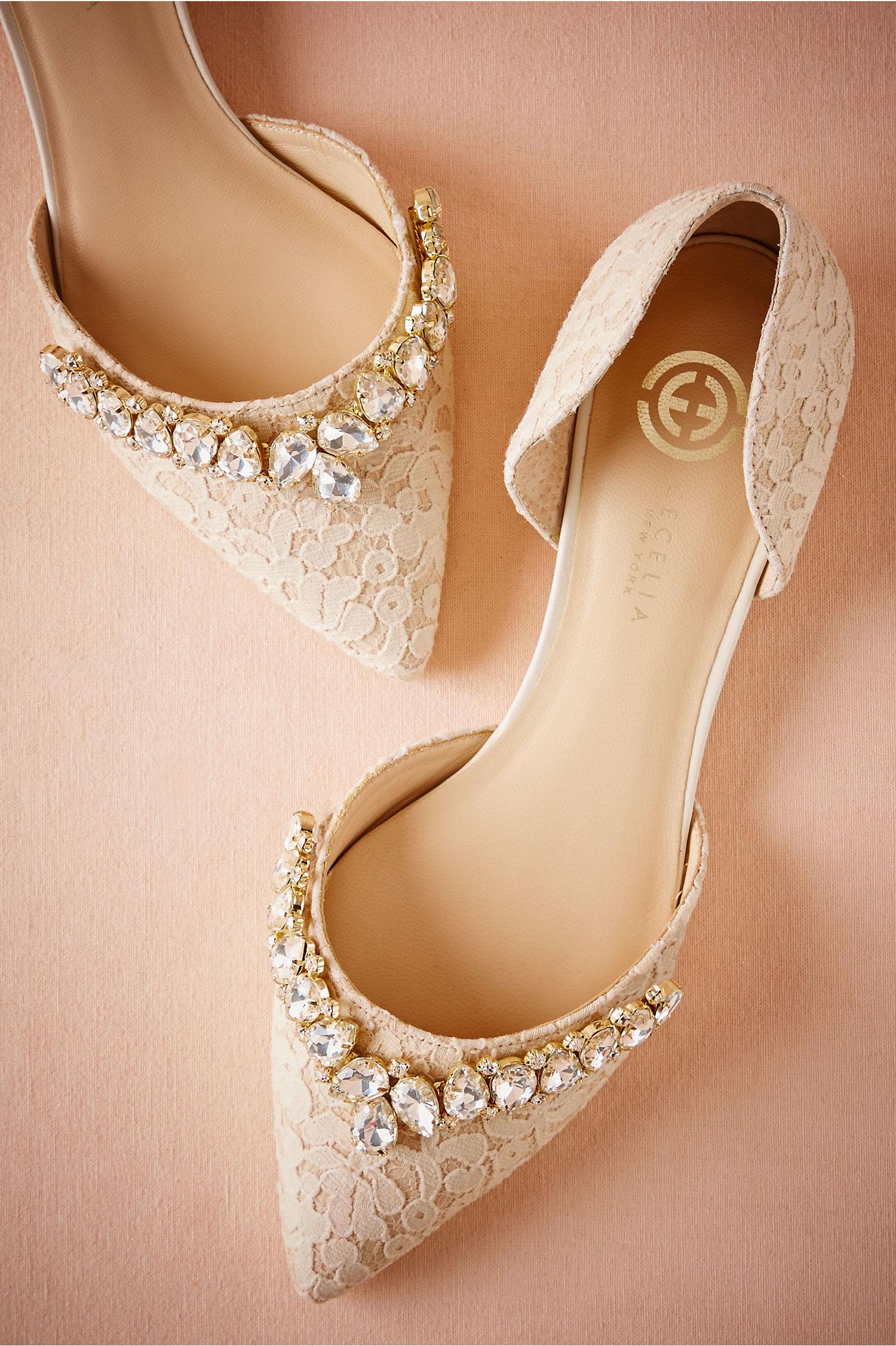The Essential Bridal Shoe Guide Trish Lee