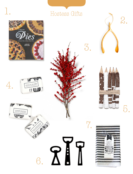 The Marion Housebook _ Hostess Gift Guide