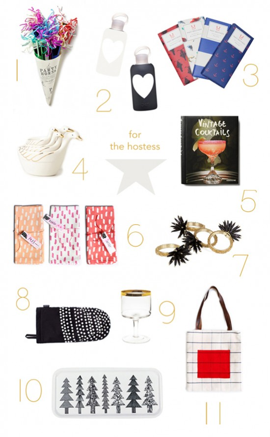 DesignLoveFest _ Hostess Gift Guide