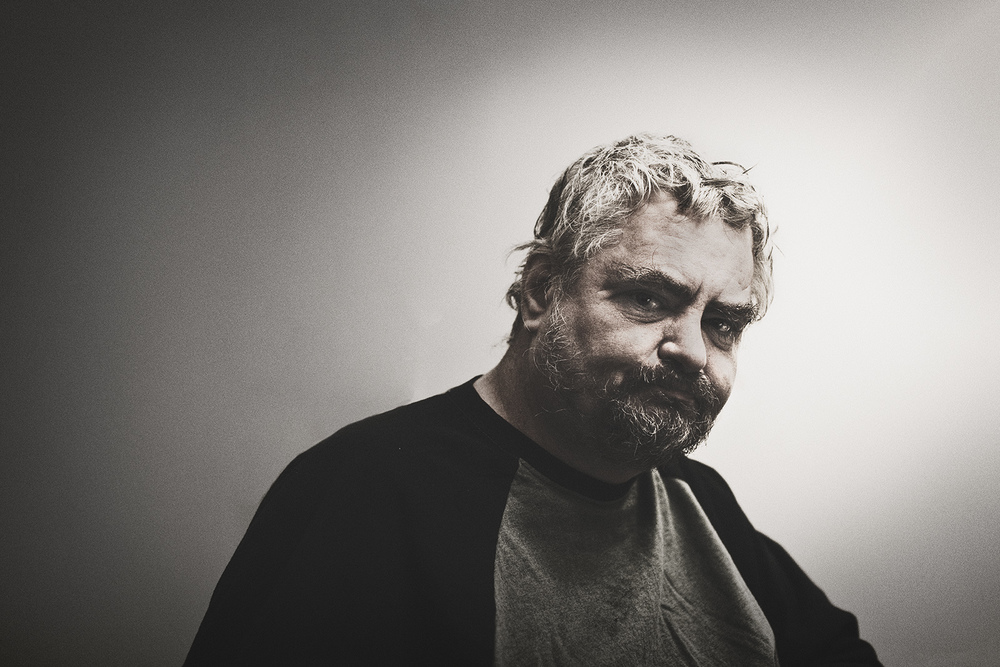 Daniel Johnston. Photo from   here  .