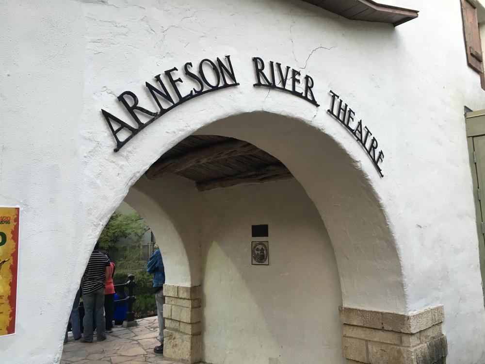 Arneson River Theatre entrance