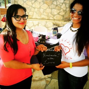 Violeta (left) and Jasmin (right) of Hermanitas Boutique (Photo: HermanitasBoutique.com)