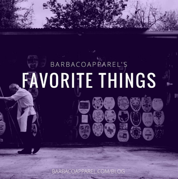 BarbacoApparel Favorites