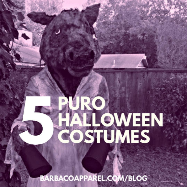 5 Puro Halloween Costumes You Need