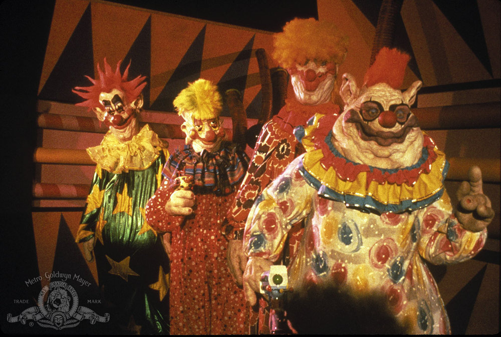 Killer Klowns from Outer Space (Photo: imdb.com)