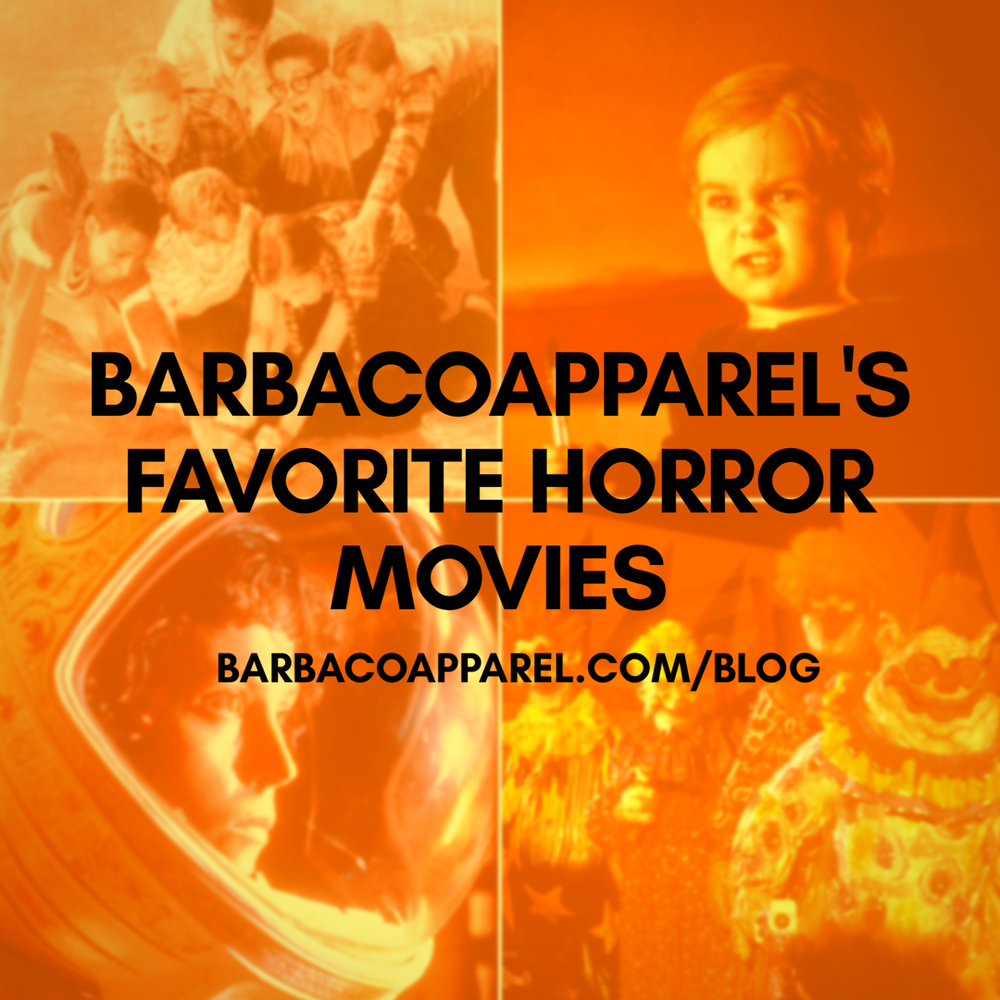 Favorite Horror Movies