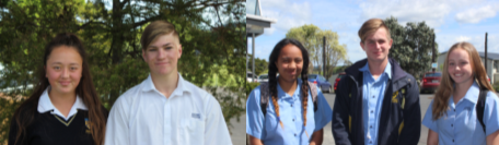 Alice Malyon and Blake Steele                               Victoria Vakatini-Harding, Noah Pride and                                                                                                  Georgia Brierly