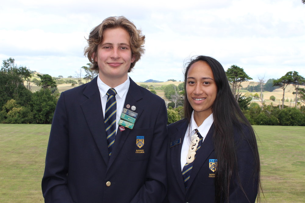 Cultural Leader - Lachlan Ewing and Diva-Ataahua Ratu
