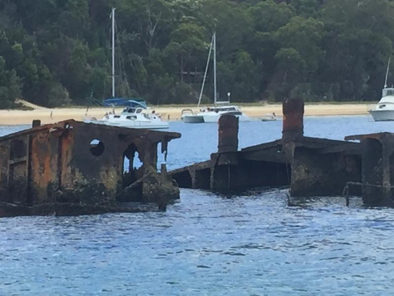 Photo of Tangalooma Wrecks