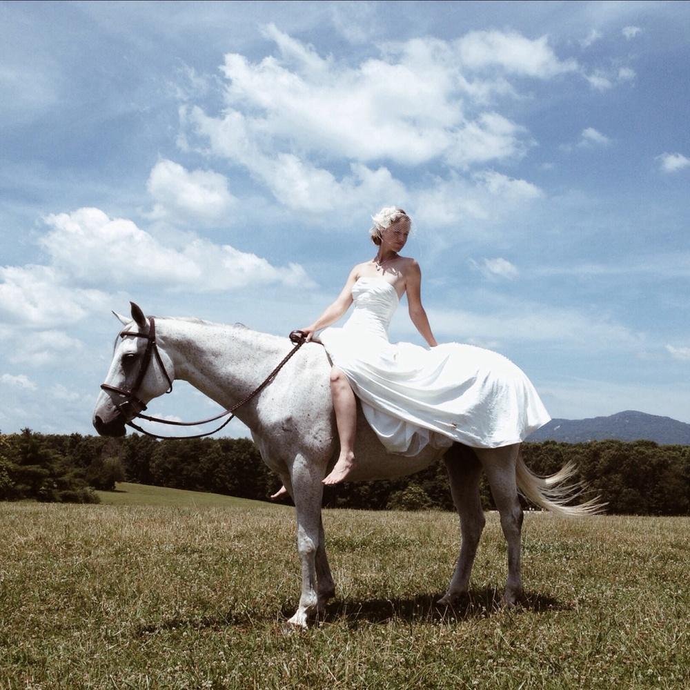 Bailey's Bridal Shoot, Landrum, SC