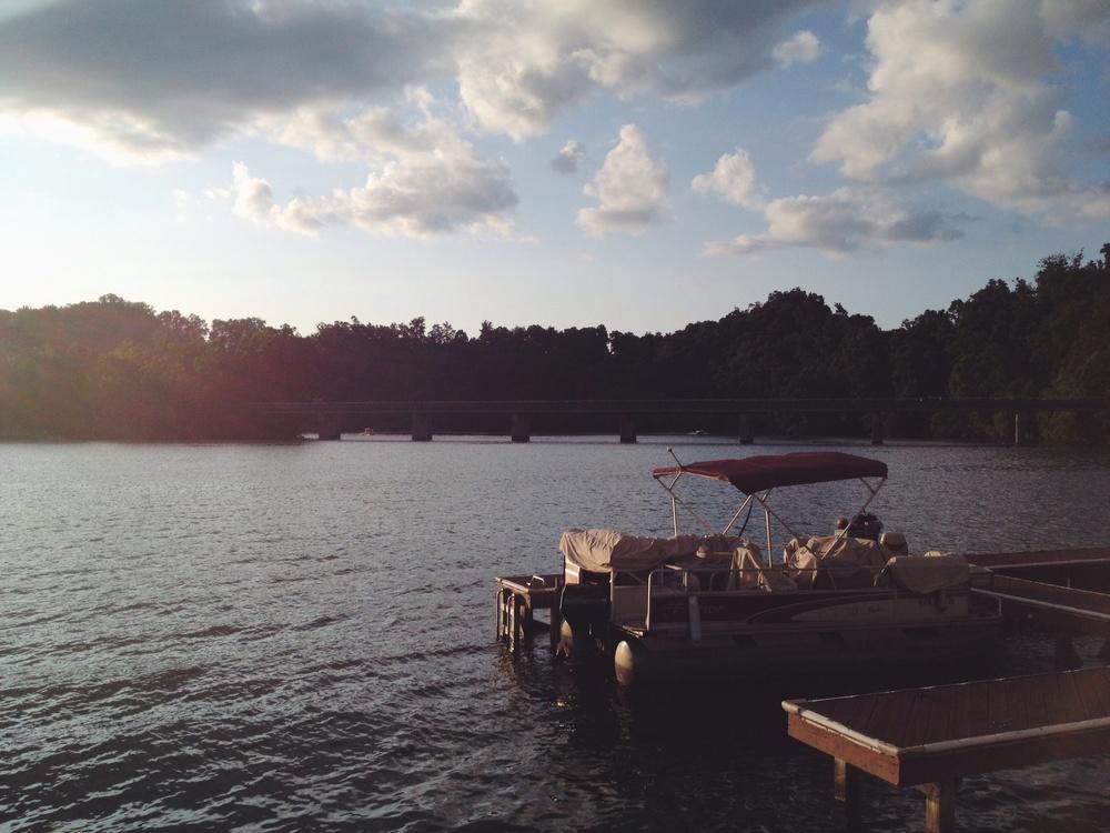 Boone Lake, Piney Flats, TN